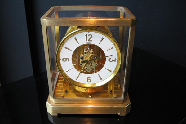 Atmos Clock Repair